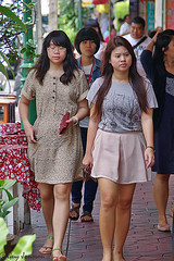 """Girls in Bangkok • <a style=""""font-size:0.8em;"""" href=""""http://www.flickr.com/photos/23163398@N00/36508385435/"""" target=""""_blank"""">View on Flickr</a>"""