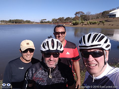 Saturday Morning Cycling Team (one missing)