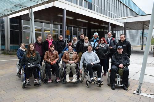 """Europäischer Protesttag zur Gleichstellung von Menschen mit Behinderung 2017 Wegetest in Pöhl • <a style=""""font-size:0.8em;"""" href=""""http://www.flickr.com/photos/154440826@N06/36332617633/"""" target=""""_blank"""">View on Flickr</a>"""