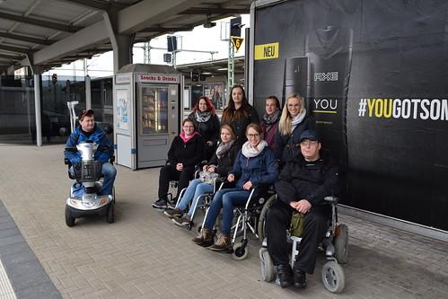 """Europäischer Protesttag zur Gleichstellung von Menschen mit Behinderung 2017 Wegetest in Pöhl • <a style=""""font-size:0.8em;"""" href=""""http://www.flickr.com/photos/154440826@N06/36957638376/"""" target=""""_blank"""">View on Flickr</a>"""
