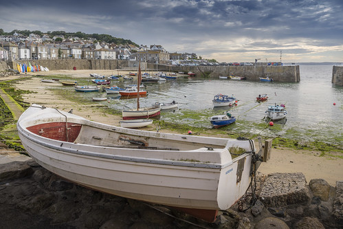 Mousehole, West Cornwall