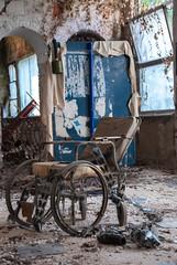 invalidnoye kreslo.