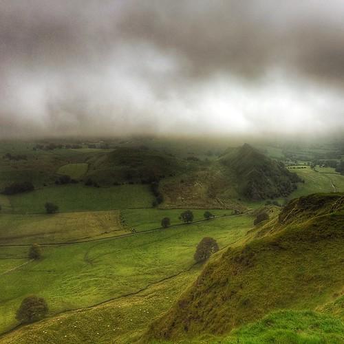 Parkhouse Hill,Peak District.