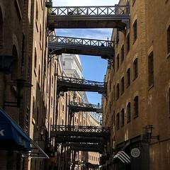 Shad Thames Bridges