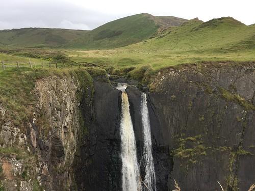 Spekes Mill Mouth Waterfall
