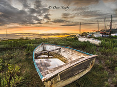 In side out, Heswall Shore,