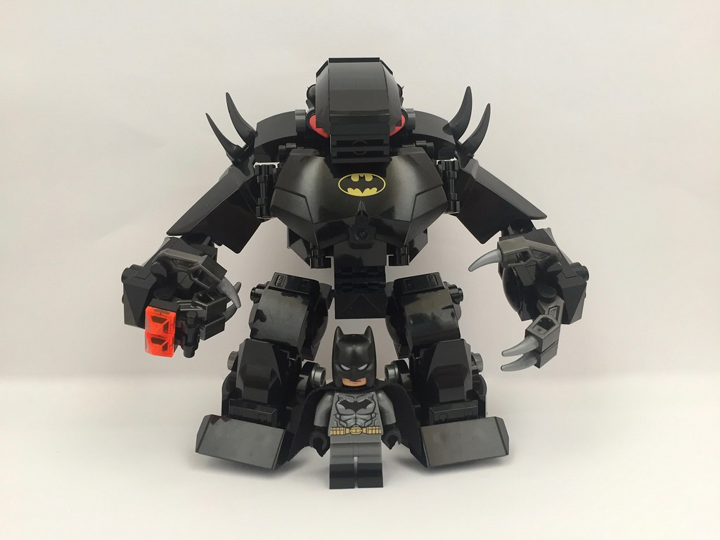 The Worlds Most Recently Posted Photos Of Batman And Mech