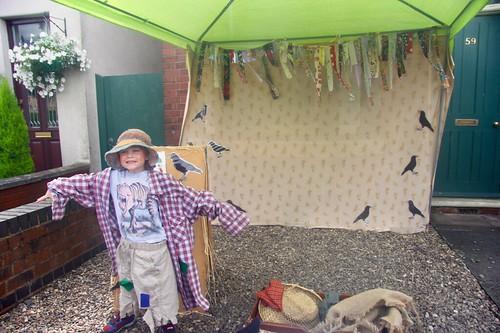 No Show Scarecrow