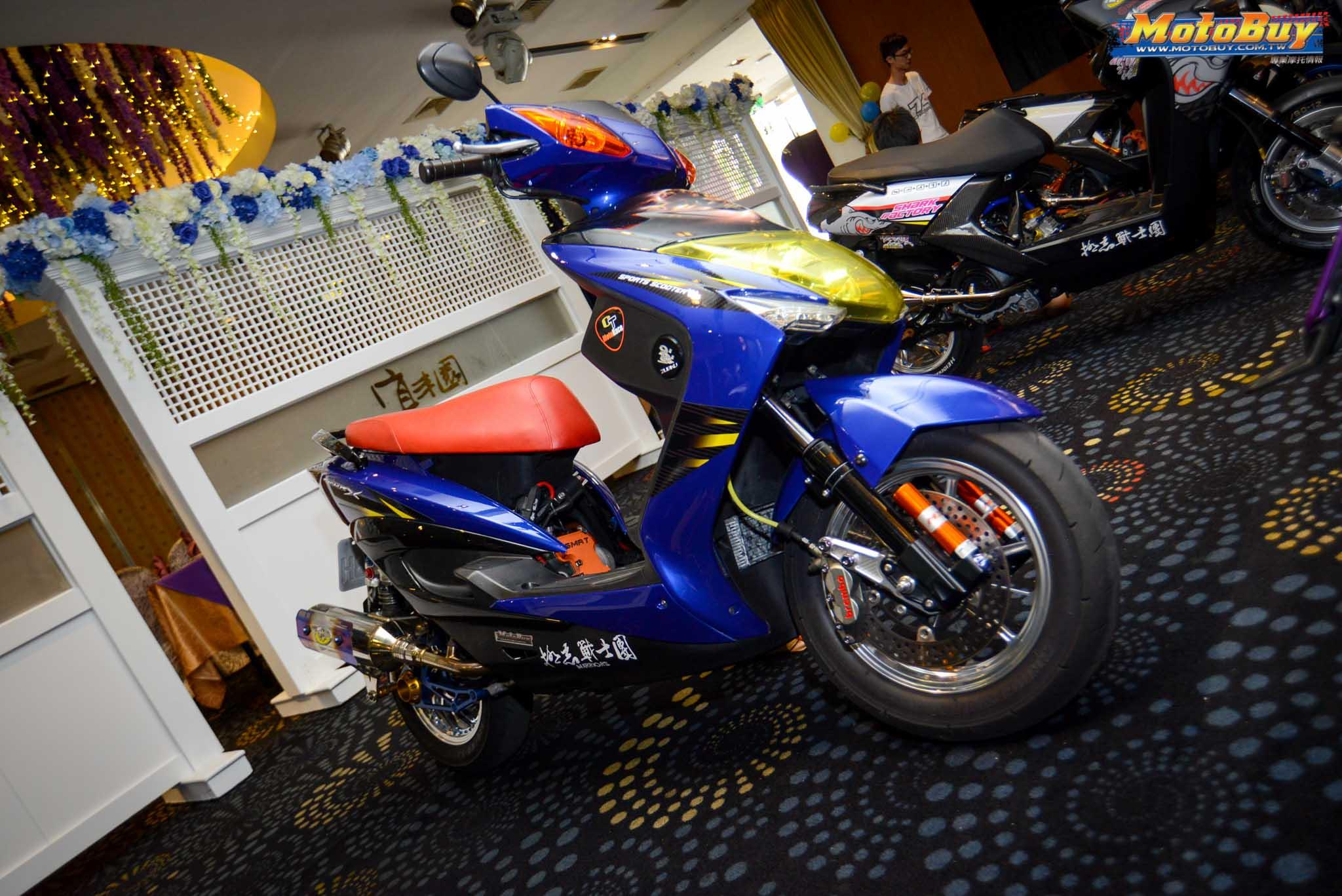 [夯車分享] 最速麥當勞外送車!YAMAHA CYGNUS-X 125   MotoBuy