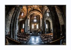 Basilica dei Fieschi 13th century... San Salvatore, Italy