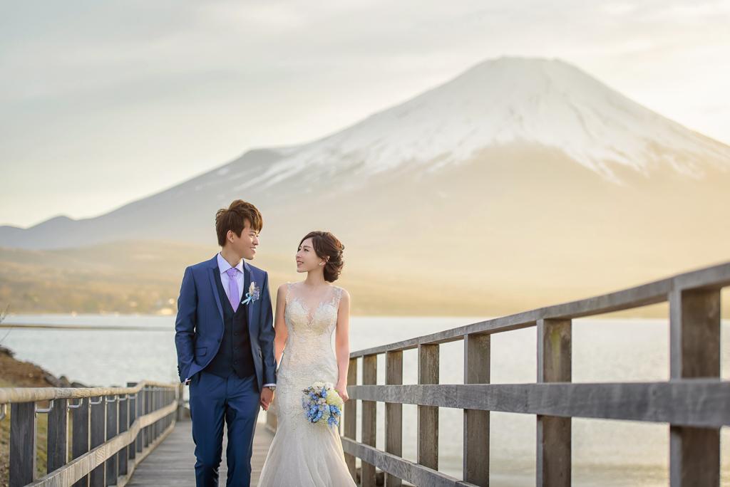 婚攝小勇,小寶團隊, Niniko, 自助婚紗, 海外婚紗,河口湖,櫻花,富士山-007