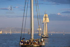 The Tall Ships festival in Dana Point Harbor kicks off September 8, 2017.