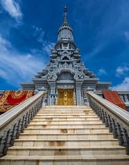 Steep walk to enlightenment