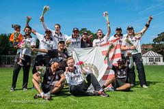 Team Sparta 1 wint hoofdklasse competitie