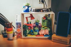 桌上人生|Toystory