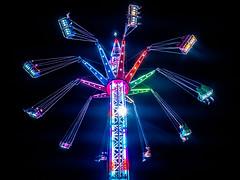 Bonfire Night Fair, Wimbledon Park