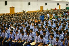 Velammal matriculation higher secondary school, SURAPET