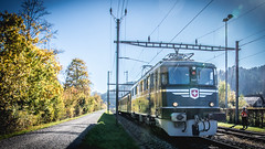 Ae 6/6 11407 Kanton Aargau