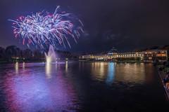 Freimarkt Feuerwerk, Bremen 2017