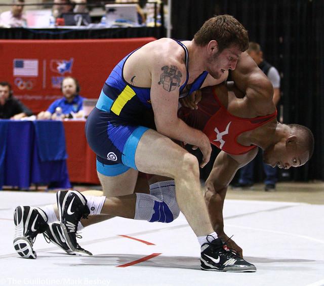 Finals FS 86 KG - Samuel Brooks NYAC/HWC over Myles Martin Ohio State/Ohio dec. 9-5 - 171008mk0141