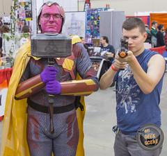 Grand Rapids Comic Con 2017 Part 2 19