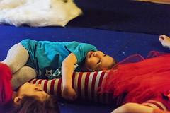 Backstage Sogni Volanti al Circo