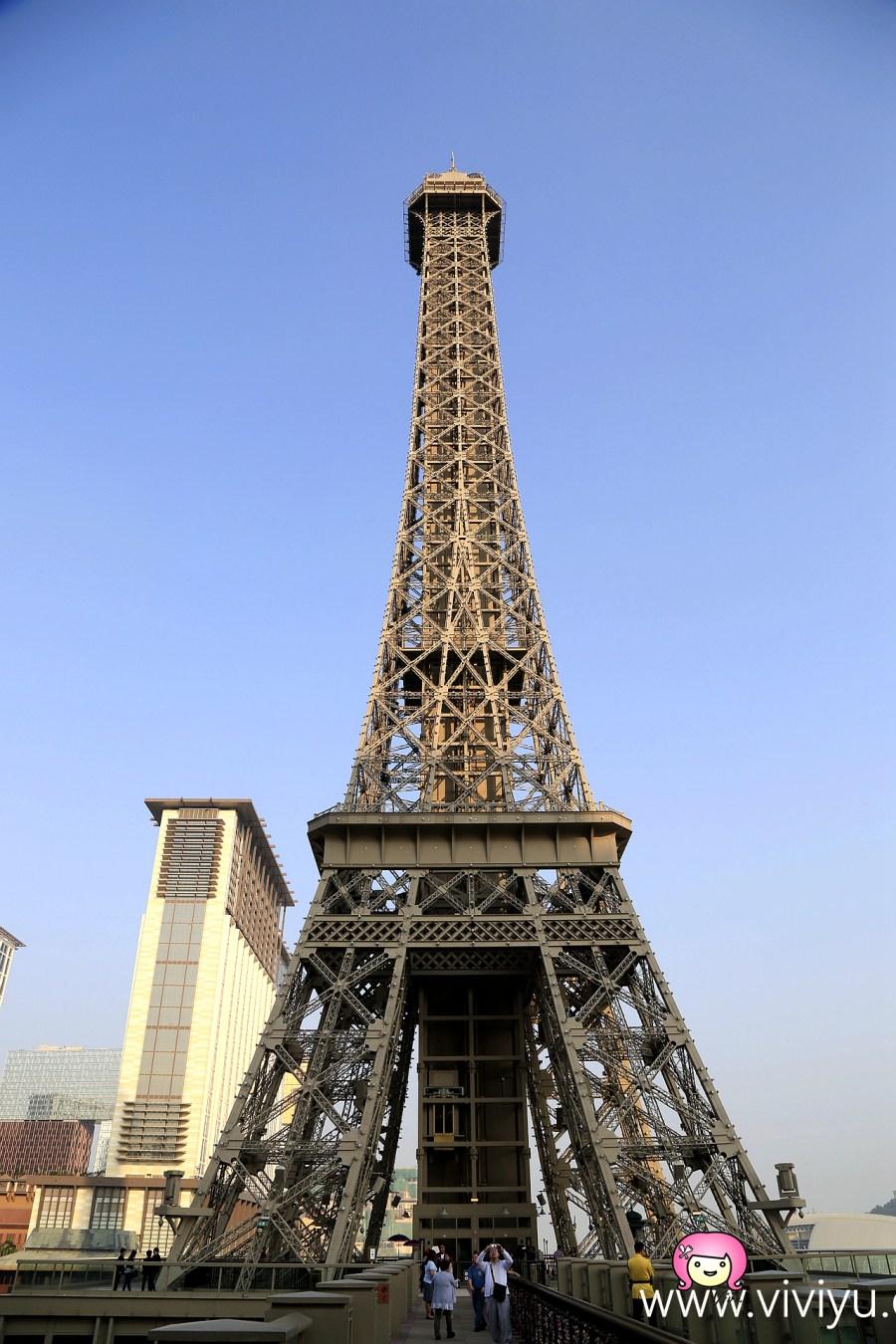 下午茶,巴黎鐵塔,澳門巴黎人,澳門巴黎人鐵塔,澳門旅遊,澳門美食 @VIVIYU小世界