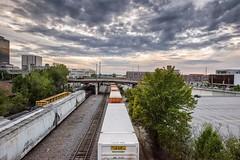 Train Keeps a Rollin'