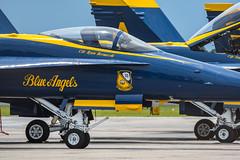 "U.S. Navy Blue Angels ""BOSS"""
