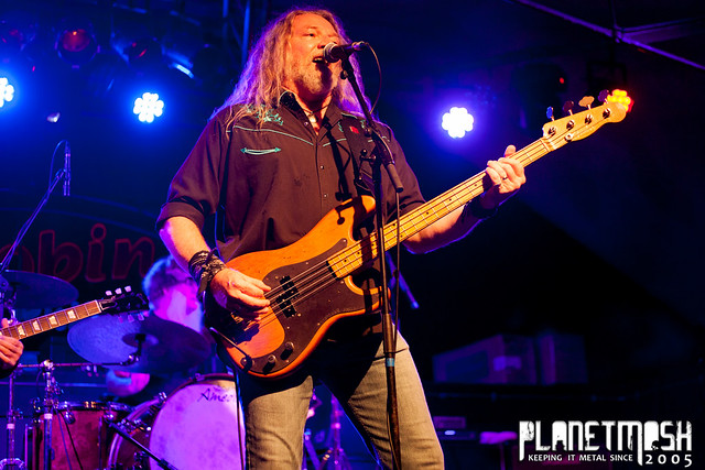 The Kentucky Headhunters - Robin 2, Bilston - 2Oct17 (59 of 162)-2