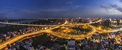 Nhat Tan bridge - Ha Noi - Viet Nam