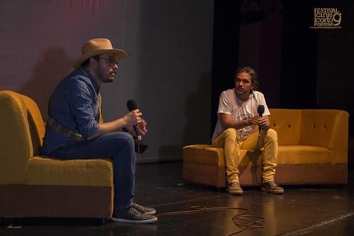 Conversatorio con realizadores de Champiñon (3)