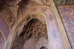 Pink Mosque, Shiraz