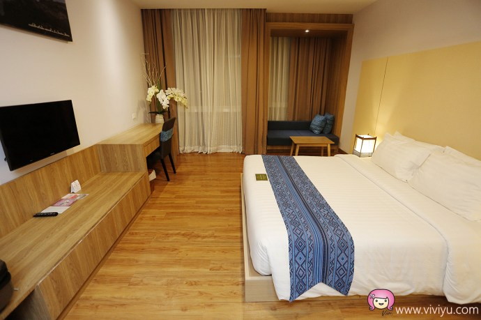 [清萊住宿]清萊格蘭德景觀飯店 (Grand Vista Hotel Chiangrai)~鄰近Big C、central plaza商場 @VIVIYU小世界