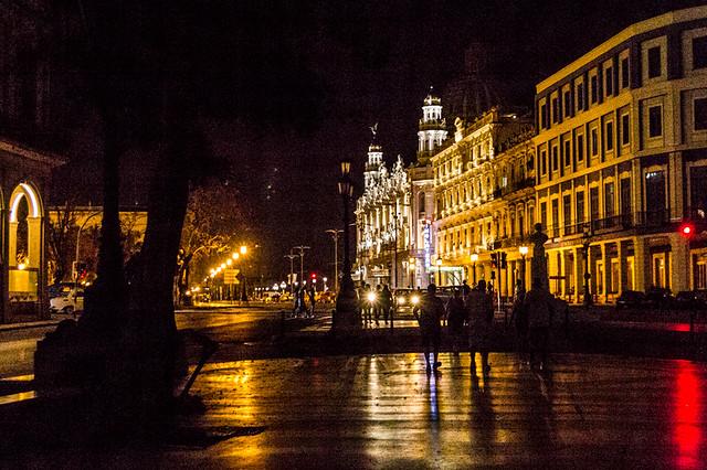 Nocturna de Paseo del Prado