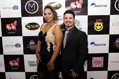 Gabriela Lopes e Rafael Pimentel