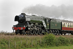 LNER Class A3 4-6-2 No 60103 Flying Scotsman - West Somerset Railway.