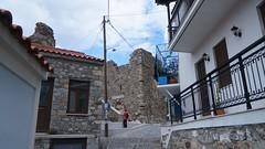 Langa cetatea Chora