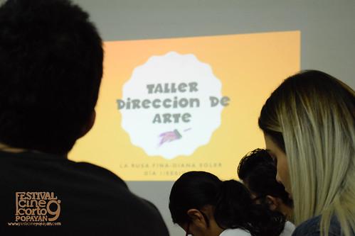 Taller de dirección de Arte. Diana Soler (11)