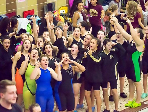 Girls Swim Senior Night and NVL Adobe Sparks are on the front page of Hawk Headlines now!