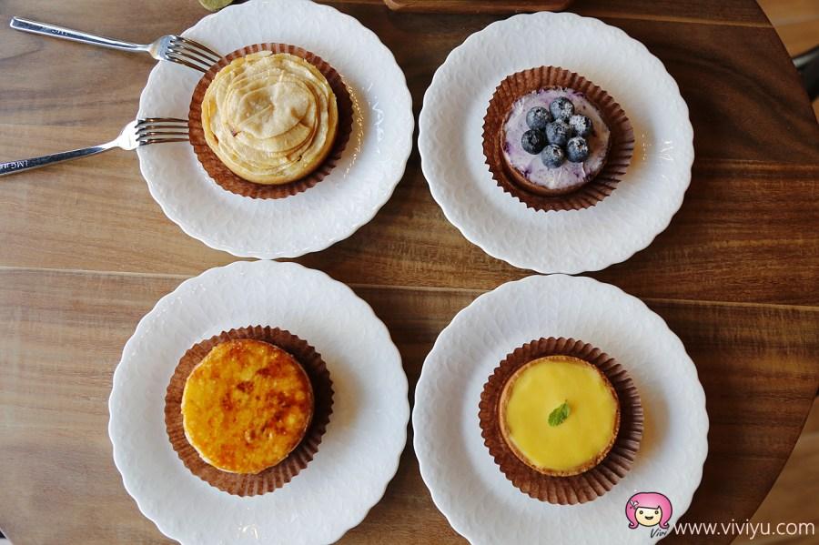 [台中美食]舞森咖啡53mins.北屯區咖啡館~環境優雅.甜點好吃 @VIVIYU小世界