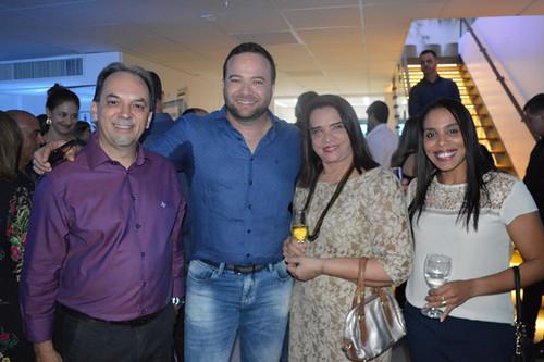 Luciano Araújo e convidados