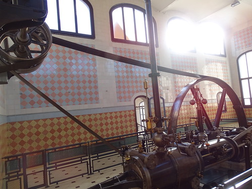 """main steam engine terrassa technology museum • <a style=""""font-size:0.8em;"""" href=""""http://www.flickr.com/photos/160223425@N04/38774997692/"""" target=""""_blank"""">View on Flickr</a>"""