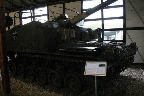 "Tank Museum Munster • <a style=""font-size:0.8em;"" href=""http://www.flickr.com/photos/160223425@N04/25008010618/"" target=""_blank"">View on Flickr</a>"