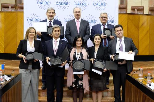 Comité Permanente y Asamblea Plenaria de la CALRE en Sevilla (9 y 10 de noviembre de 2017)