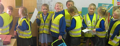 Red Class Prepare for the Shops
