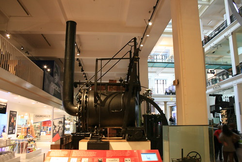 """Science Museum London Steam • <a style=""""font-size:0.8em;"""" href=""""http://www.flickr.com/photos/160223425@N04/38179807474/"""" target=""""_blank"""">View on Flickr</a>"""
