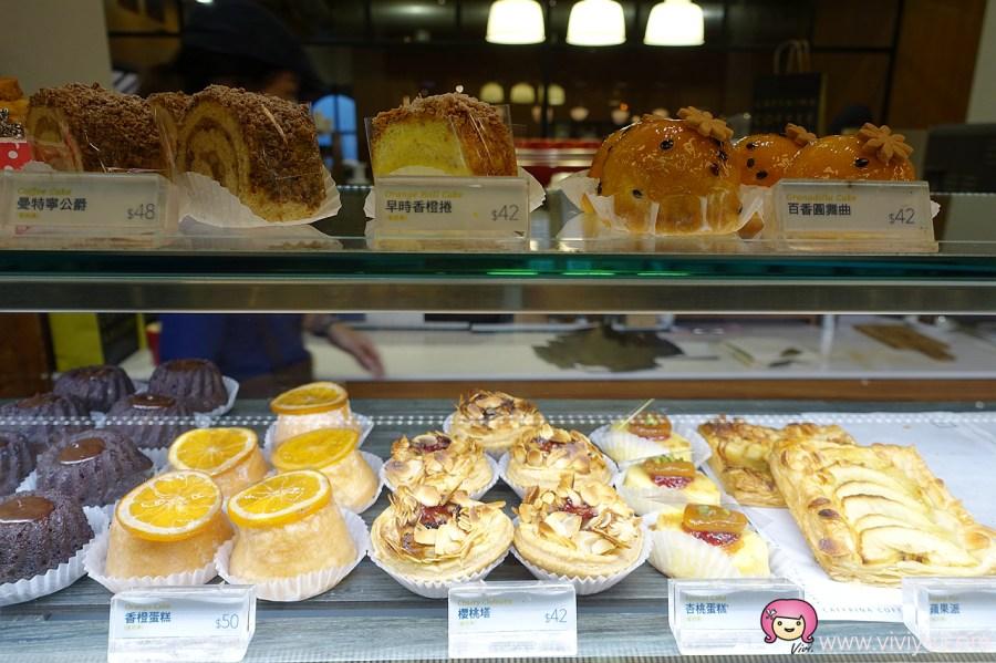 卡啡那,卡啡那法式甜點,台中咖啡館,台中平價咖啡館,台中甜點店,台中美食 @VIVIYU小世界