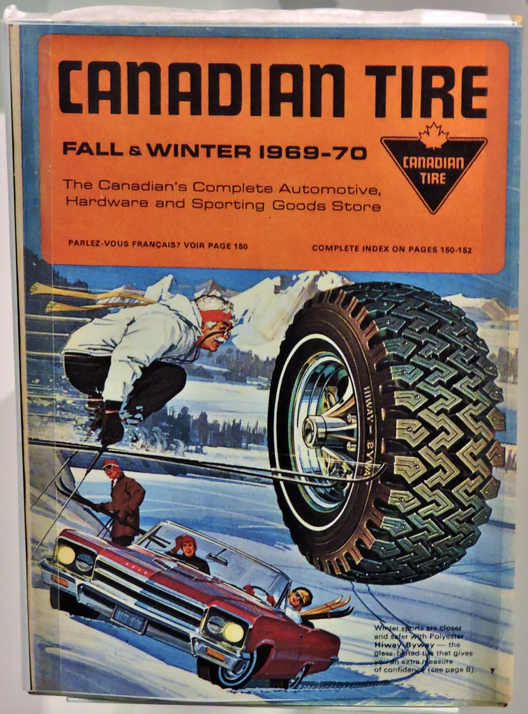 Canadian Tire Catalogue