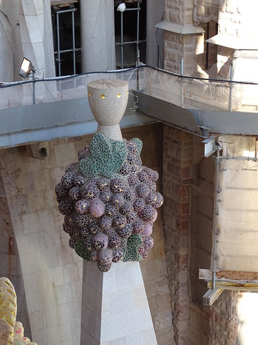 "Sagrada Família Gaudi Barcelona • <a style=""font-size:0.8em;"" href=""http://www.flickr.com/photos/160223425@N04/24935898038/"" target=""_blank"">View on Flickr</a>"